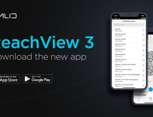 Noua aplicatie ReachView 3